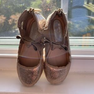 Kenneth Cole toddler dressy shoes in great shape